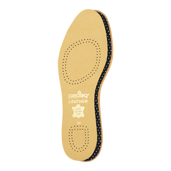 Leather Boot Insoles