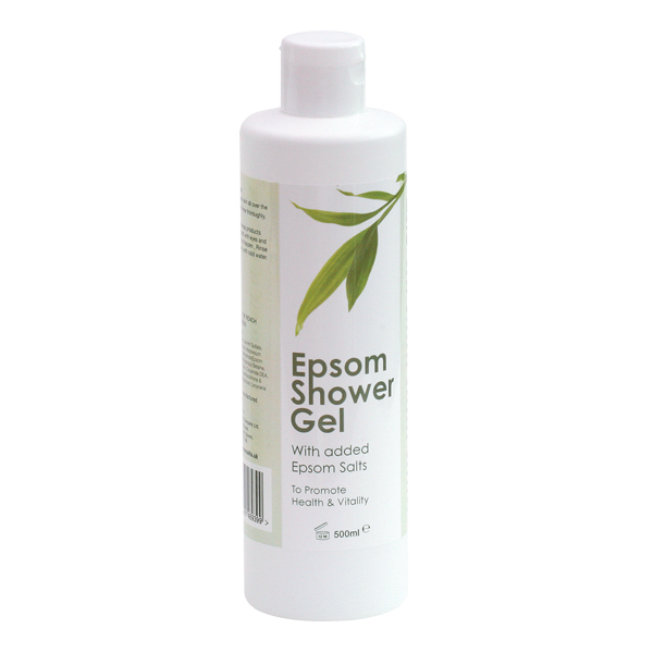 Epsom Shower Gel 500ml