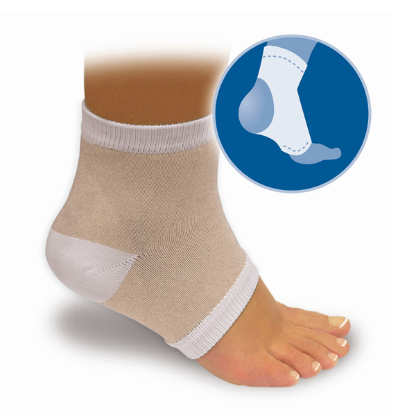 Heel Softening Gel Sleeve, Pair