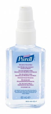 Gojo Purell Hand Sanitiser Pump 60ml