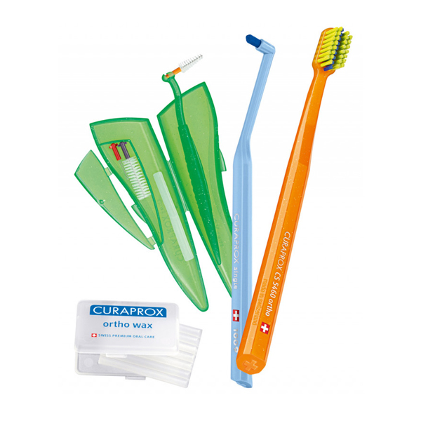Curaprox Orthodontic Care Kit