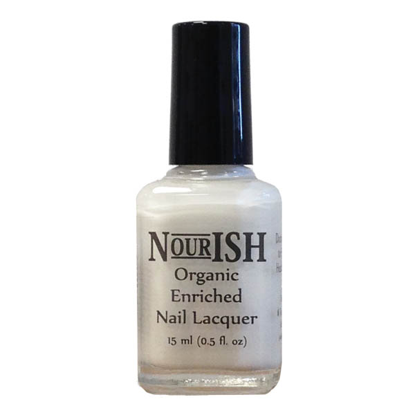 Nourish Organic Nail Polish 15ml. Frilly Knickers