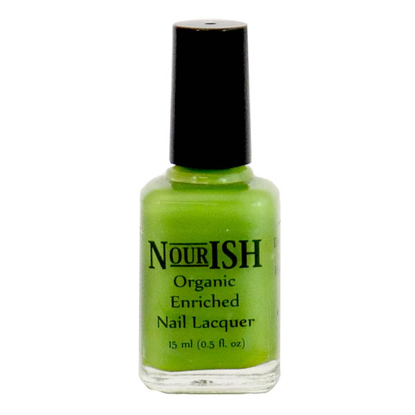 Nourish Organic Nail Polish 15ml. Jaded Jack