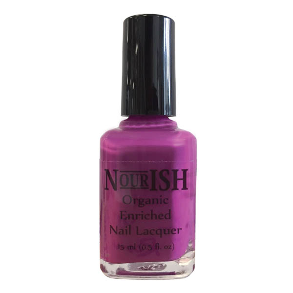 Nourish Organic Nail Polish 15ml. Molly Coddled