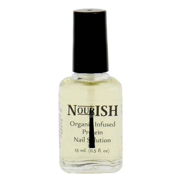 Nourish Organic Nail Polish 15ml. Nail Solution