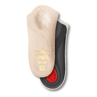 Viva Mini 3/4 Length Leather Foot Support