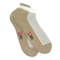 Carnation Silver Socks Sport, Pair