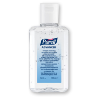 Gojo Purell Hand Sanitiser Bottle 100ml