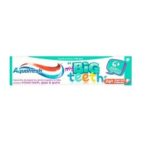 Aquafresh Big Teeth 6+ Years Toothpaste 50ml