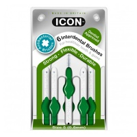 Icon AntiBac Green, Pack of 6