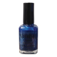 Nourish Organic Nail Polish 15ml. Blue Morning
