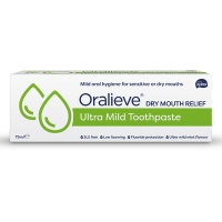 Oralieve Ultra Mild Toothpaste 75ml